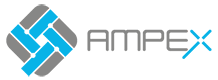 Ampex Logo